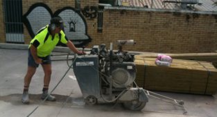 Gold Coast Concrete Cutting provides a range of concrete services to Brisbane and the Gold Coast region